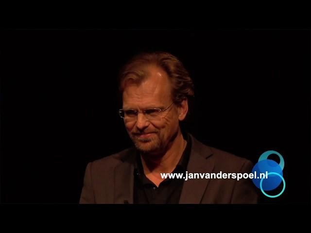 Jan van der Spoel, spreker over onbewust gedrag