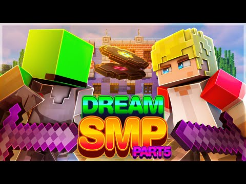Dream SMP - The Complete Story: Fall of Dream - EvanMCGaming