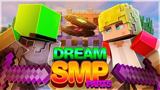 Dream SMP - The Complete Story Fall Of Dream