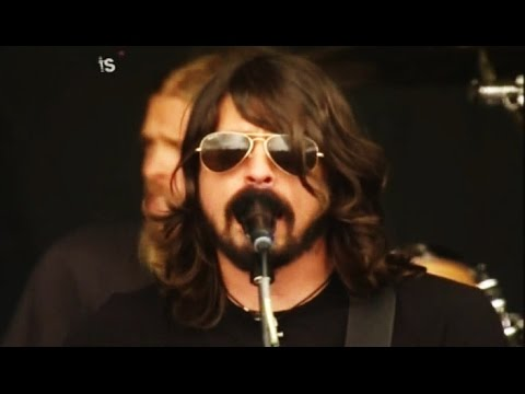 Foo Fighters @ V Festival (2007)