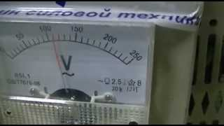 видео Инверторные стабилизаторы напряжения для дома