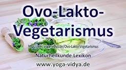 Ovo Lakto Vegetarismus