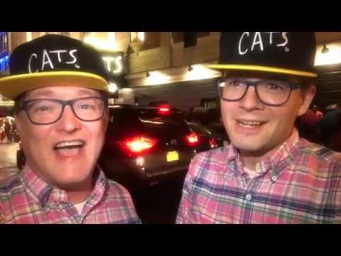 Review of Cats on Broadway