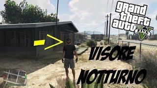 GTA ONLINE || VISORE NOTTURNO - GLITCH [1.36]