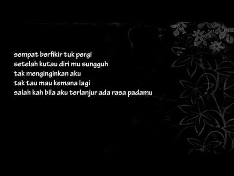 Harus Kah Begini - Brayen'Mc (lirik)