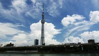 2011年 夏空の東京スカイツリー の映像を集めました。 撮影は、RED ONE ...