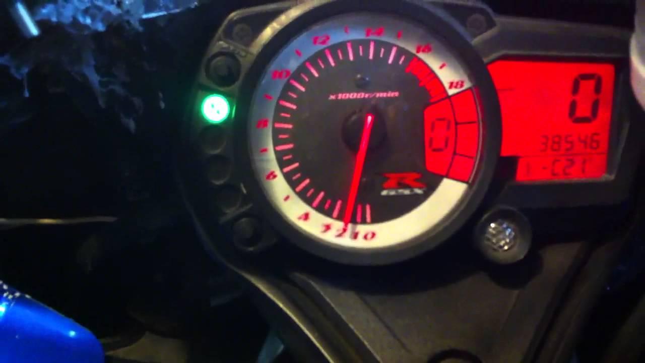 Suzuki Gsxr Fault Codes