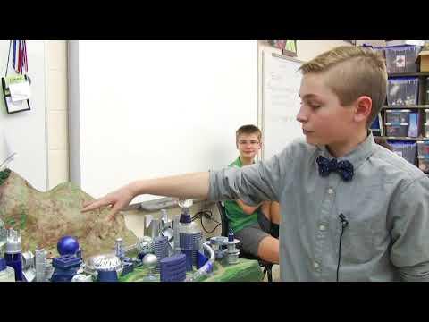 Warwick Middle School Future City