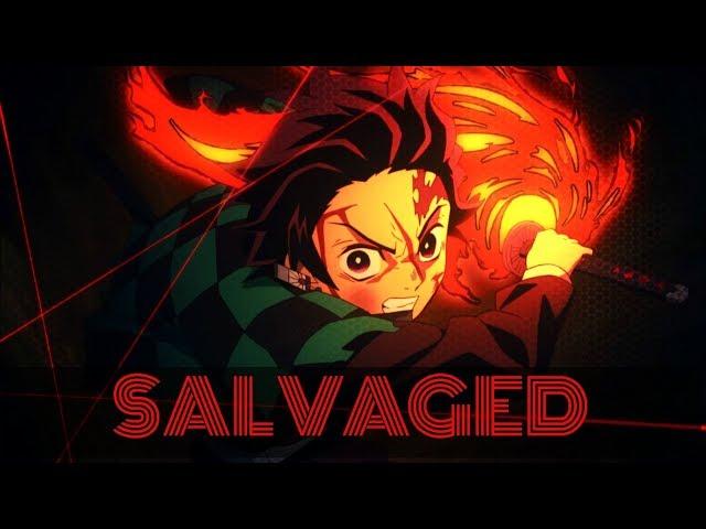 salvaged video, salvaged clip