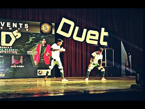 Best (Duet) Dance. Bollywood Hip Hop And Krump all mix songs. By Aniket or Deepak ✌️. In Chandigarh