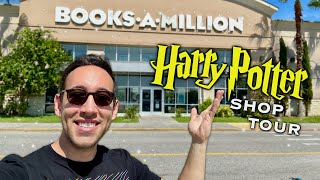 Shopping for Harry Potter Merchandise at Books-A-Million | Harry Potter Shop Tour