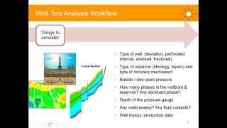 Well Test Analysis Workflow