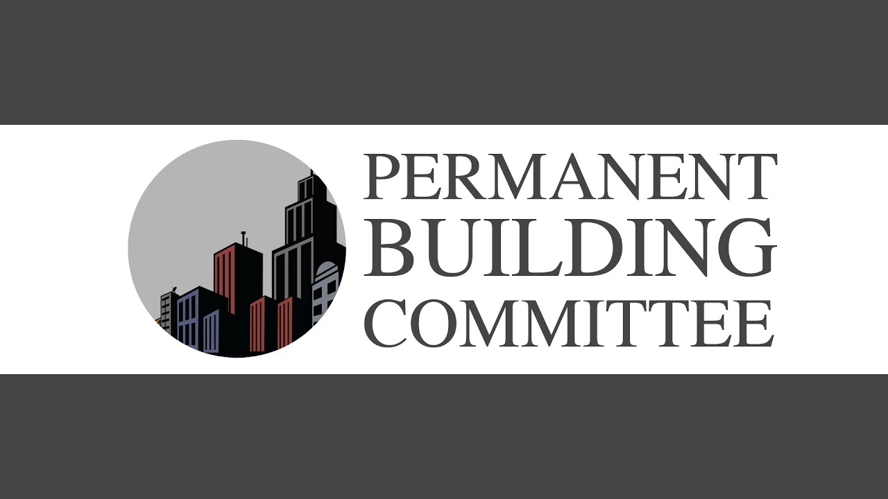 Permanent Building Committee 08/10/2020