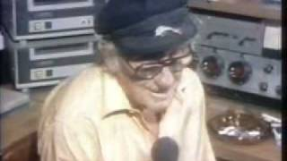 Symphony Sid joins WBUS to play Jazz - WCIX film 10-30-74