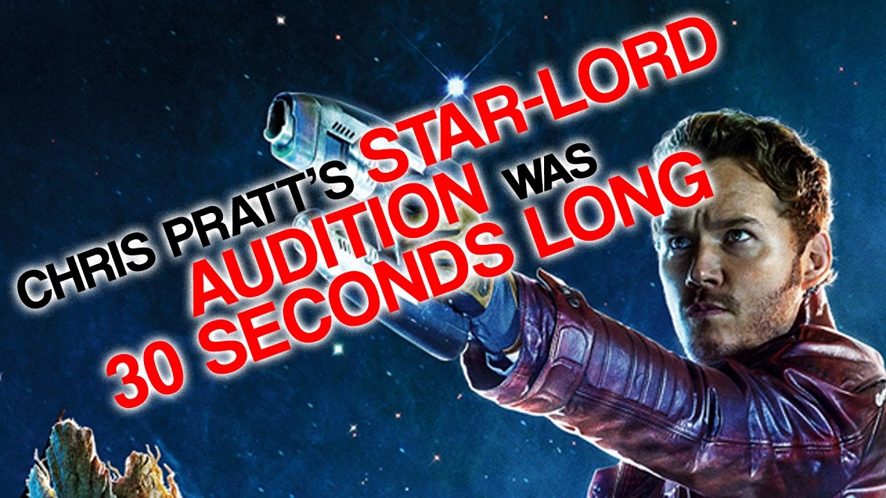 Chris Pratt Initially 'Refused' to Audition for Guardians of the Galaxy, Says Casting Director