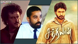 Sathriyan's Role is in the Lines of Sathyaa, Thalapathy - Vikram Prabhu
