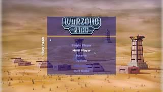 Warzone 2100 [Version 3.2.3] - Gameplay [4K]