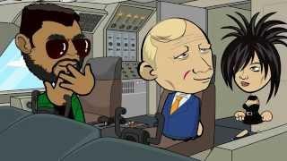 Мой лучший друг Президент Путин.Поздравление Президента Путина от 365 Анекдотов.