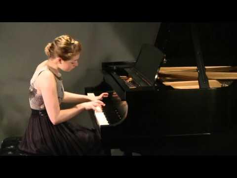 Иоганн Себастьян Бах - Токката g-moll BWV915