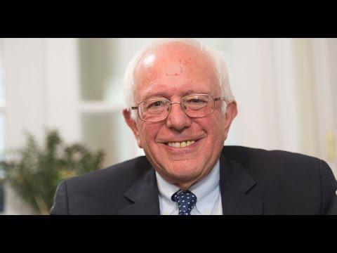 Bernie Sanders calls for a