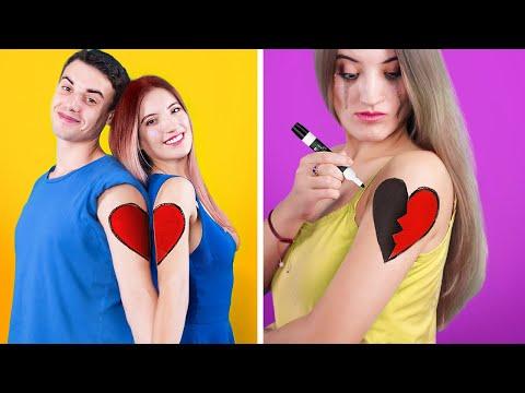 Erkek ve Kız Ayrılıkları / İlişkilerde Yaşanan Farklılıklar
