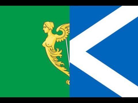 Mixing Scottish And Irish Taboo?