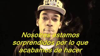 Wiz khalifa The thrill SUBTITULADA