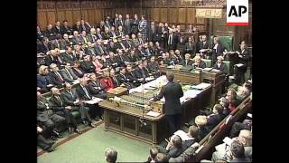 UK - Parliamentary report fails to clear MP's