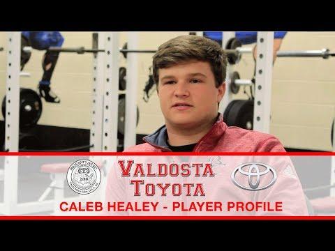 Caleb Healey - Brooks County High School Football