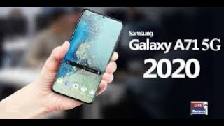 Samsung Galaxy A71 5g Review Youtube