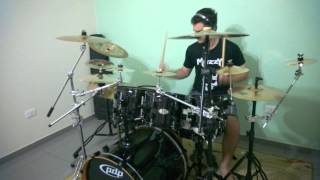 Tribuzy - Forgotten Times (drums cover)