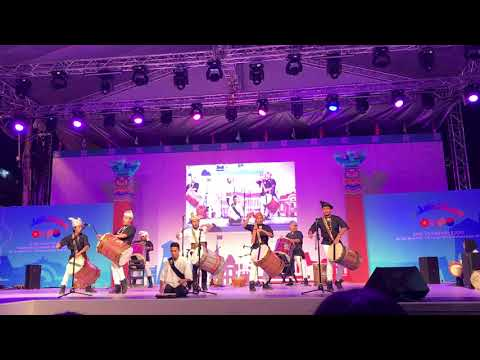 Ho Chi Minh city - Gyeongju world culture expo 2017 Nadi Singapura