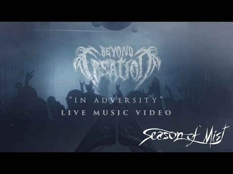 Beyond Creation - In Adversity (official live music video)