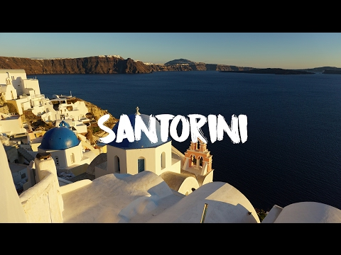 Beautiful Santorini 2017 Travel Video [Sony A6000]