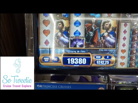 Quick Tip: Winning On Cruise Ship Slot Machines!