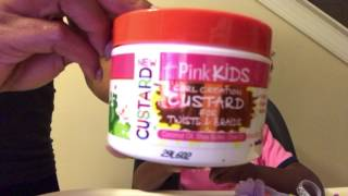 Product Review: Lusters PINK kids, New Natural Line.