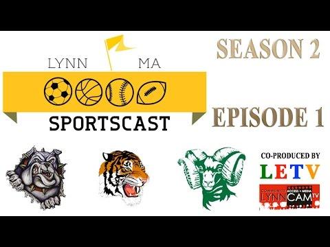 Lynn MA Sportscast | Season 2, Episode 1 (10/24/2014)