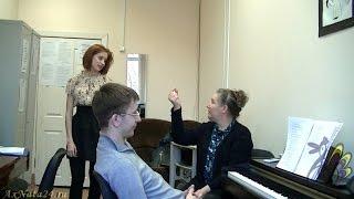 Урок вокала.Как спеть чисто? Lady ч.7-я (2)