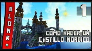 Como Hacer Un Bonito Castillo Medieval En Minecraft - #1