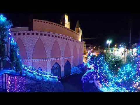 【360度VR動画】宮の森フランセスイルミネーション  Miyanomori Frances Illumination