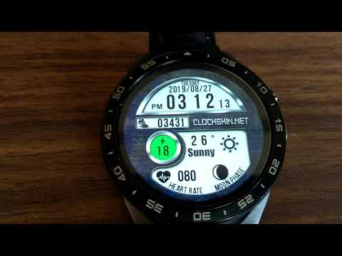 FINOW q5 watch faces, clock skin full android smart watch .