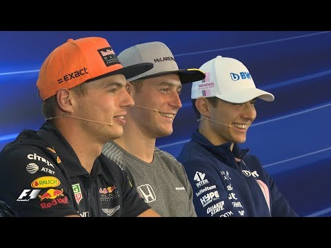 2017 Belgian Grand Prix | Pre-Race Press Conference