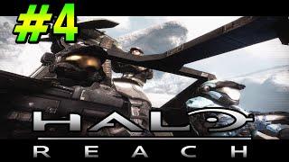 Halo Reach | Misión 4 en Español Latino | Campaña Completa
