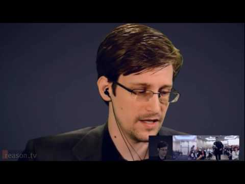 Edward Snowden: Beautiful insights about education and the dangers of National Interest