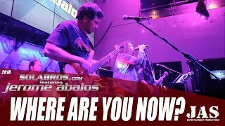 Where Are You Now? - Jimmy Harnen (Cover) - Live At K-Pub BBQ