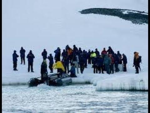 SHOCKING VIDEO: Reveals Aliens In Antarctica - Flat  Earth Messenger