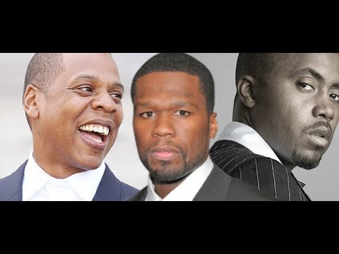 50 Cent REACTS TO JAY-Z PUNISHING NAS Dropping Album On Same Day And Starting Similar Venture Firm