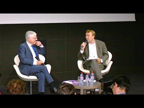 [Matinale des Travaux Publics] Pierre-René Lemas (CDC) - 25/06/2015
