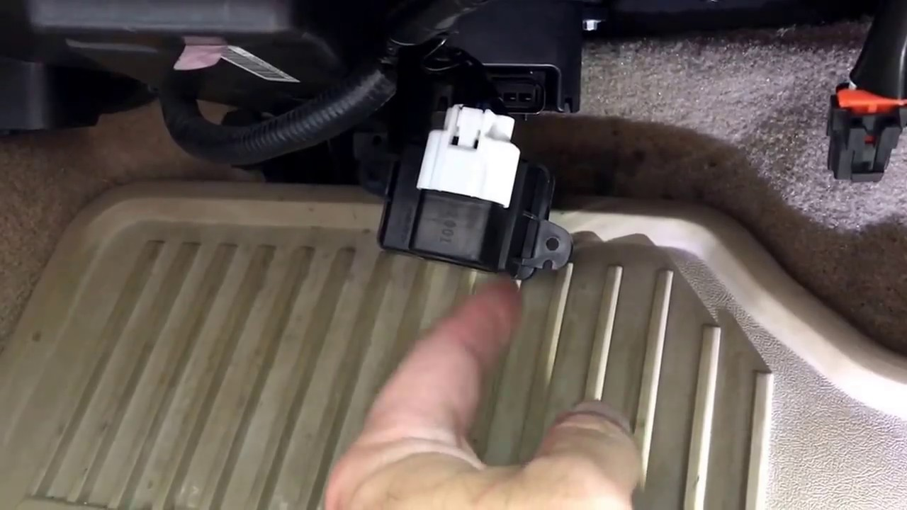 how to fix 2007 nissan pathfinder ac and heat fan not working diagnosed and working perfectly [ 1280 x 720 Pixel ]