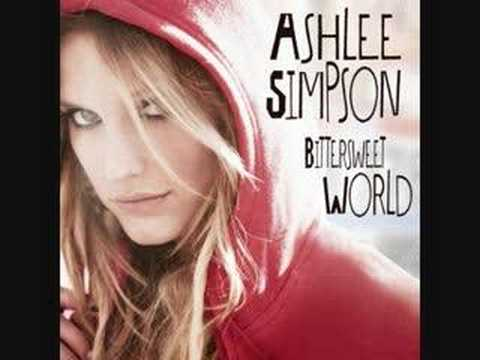 Ragdoll - Ashlee Simpson - Bittersweet World - NEW!